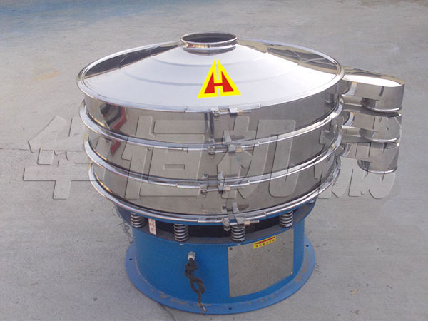 银铝浆振动筛